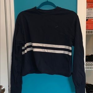 Brandy Melville Navy Long Sleeve